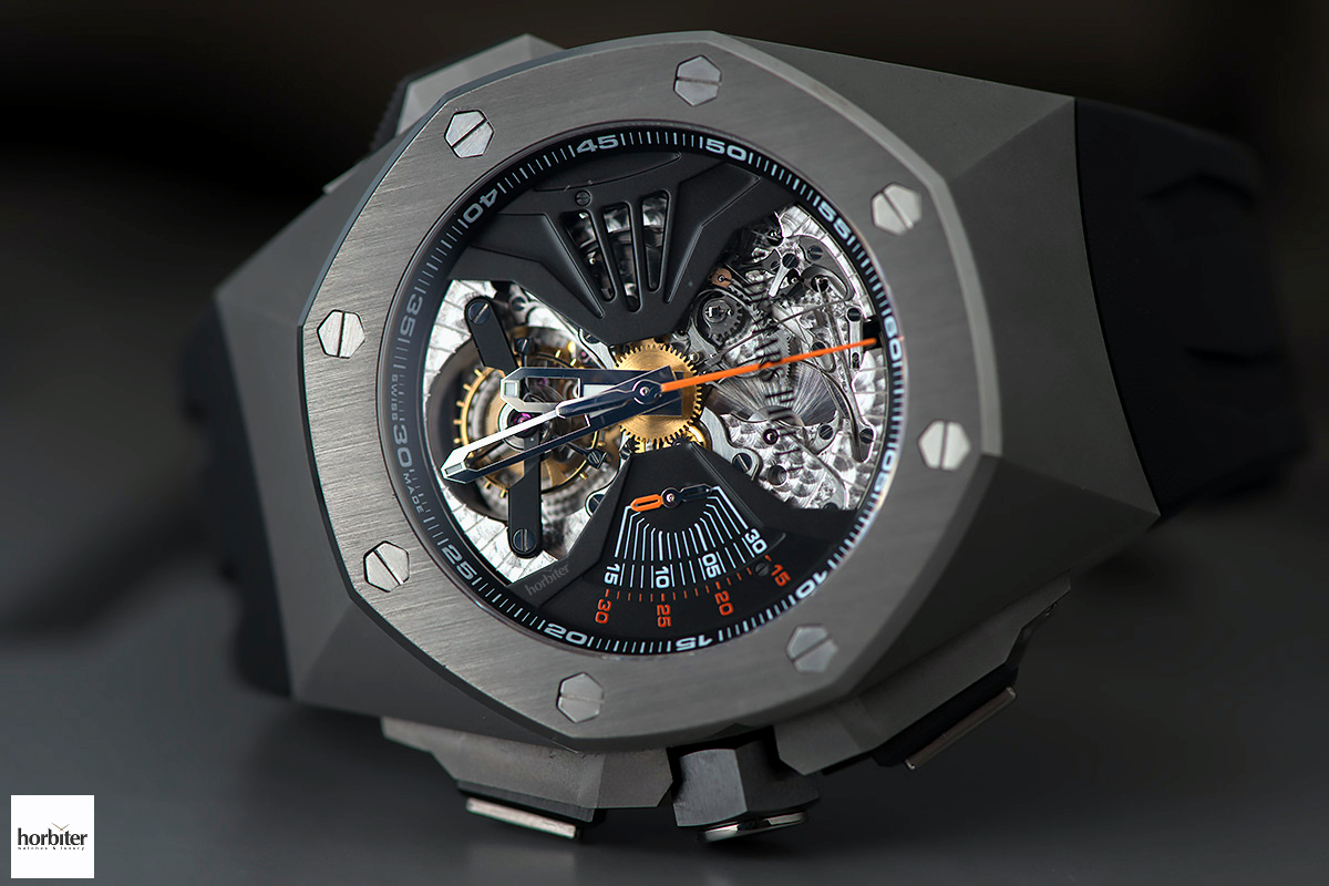 Audemars Piguet Royal Oak Concept RD #1 SIHH 2015 due