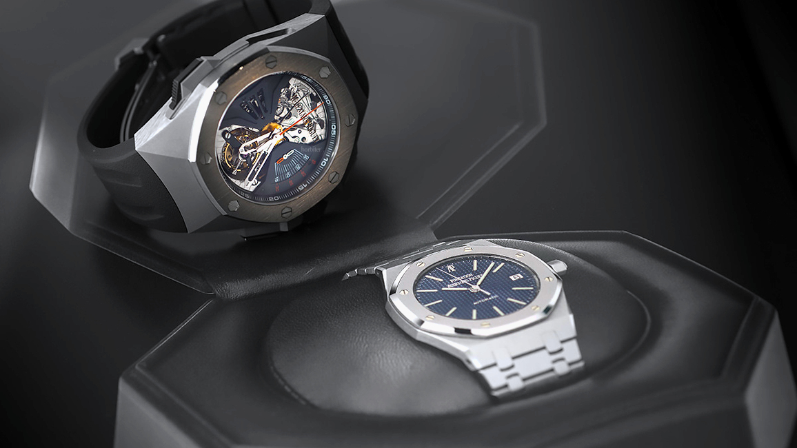 Audemars Piguet Royal Oak Concept RD #1 SIHH 2015