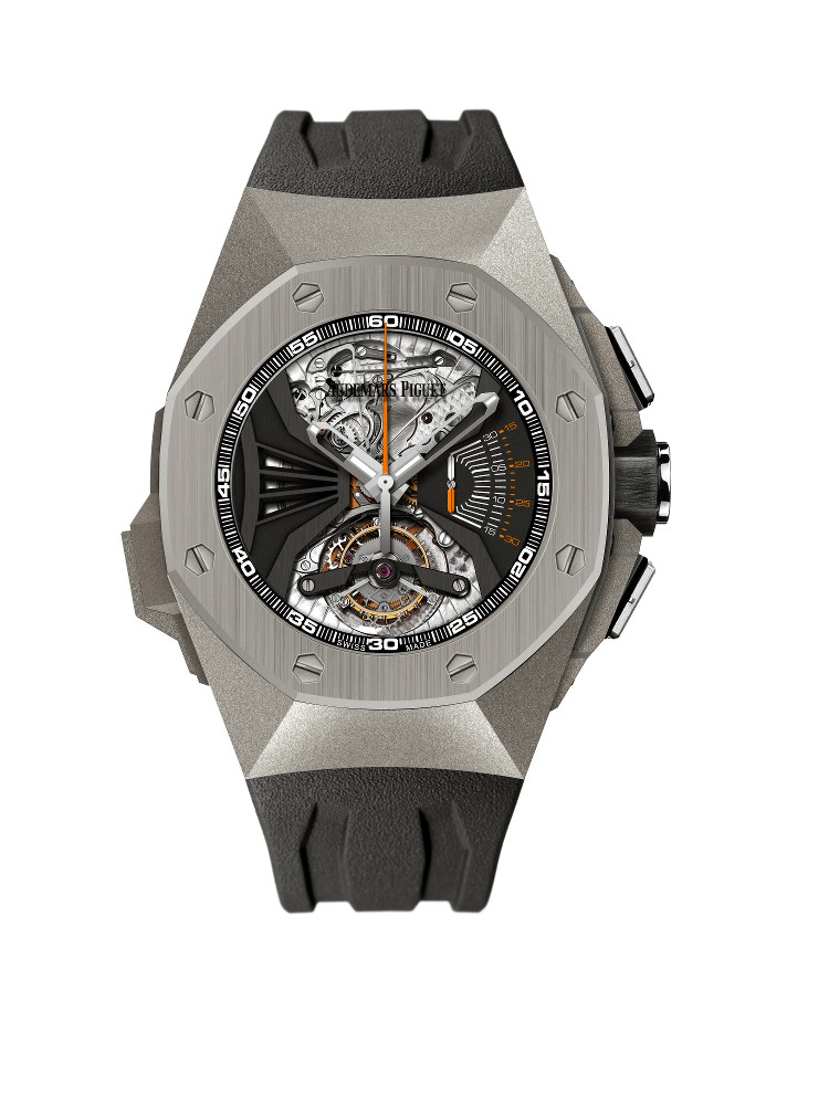 Audemars Piguet Royal Oak Concept Acoustic Research