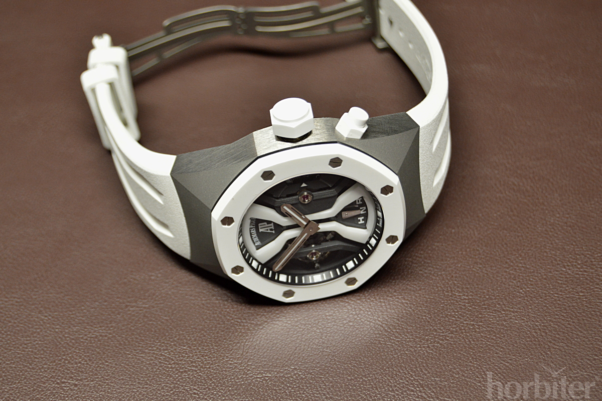 Audemars Piguet Royal Oak Concept GMT Tourbillon for Horbiter