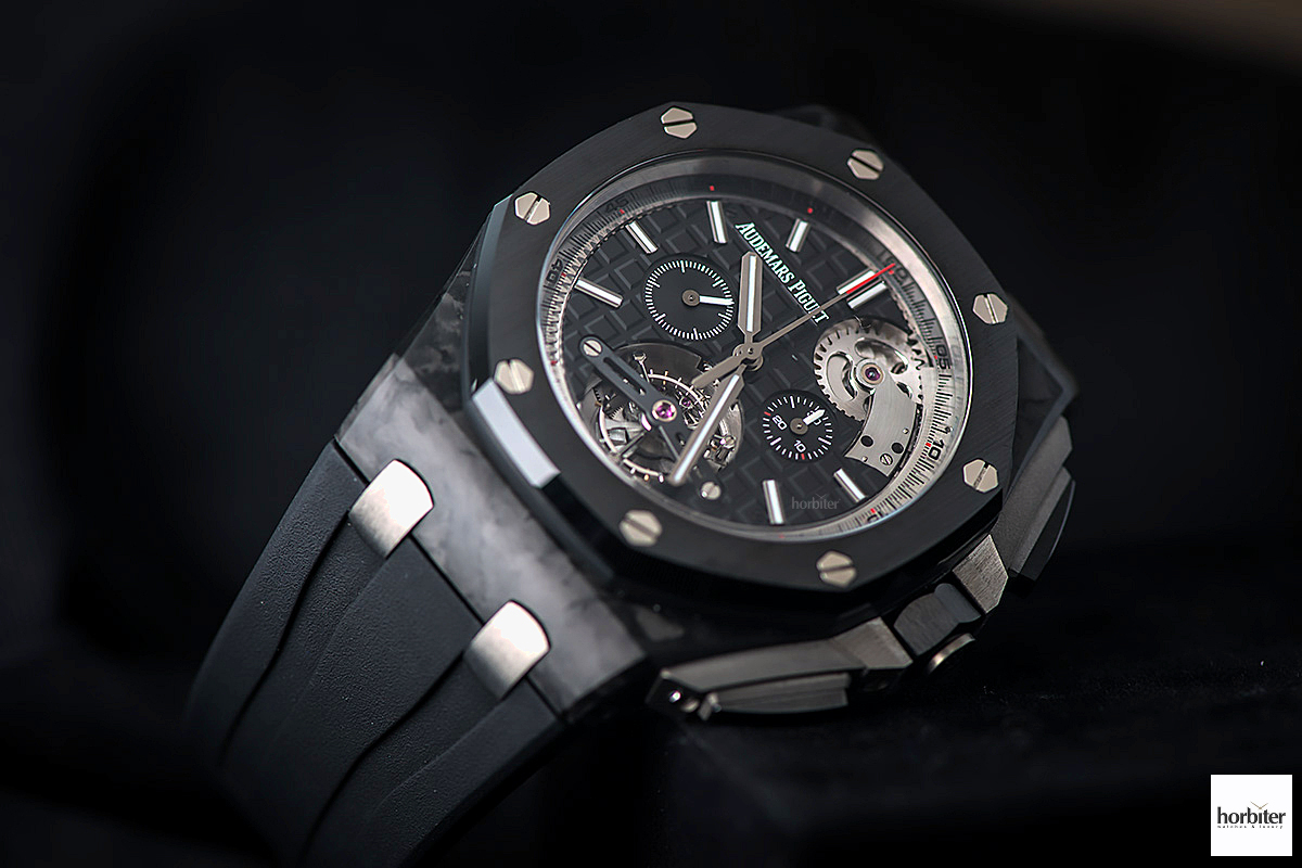 Audemars Piguet Royal Oak Offshore Tourbillon Chronograph Automatic SIHH 2015