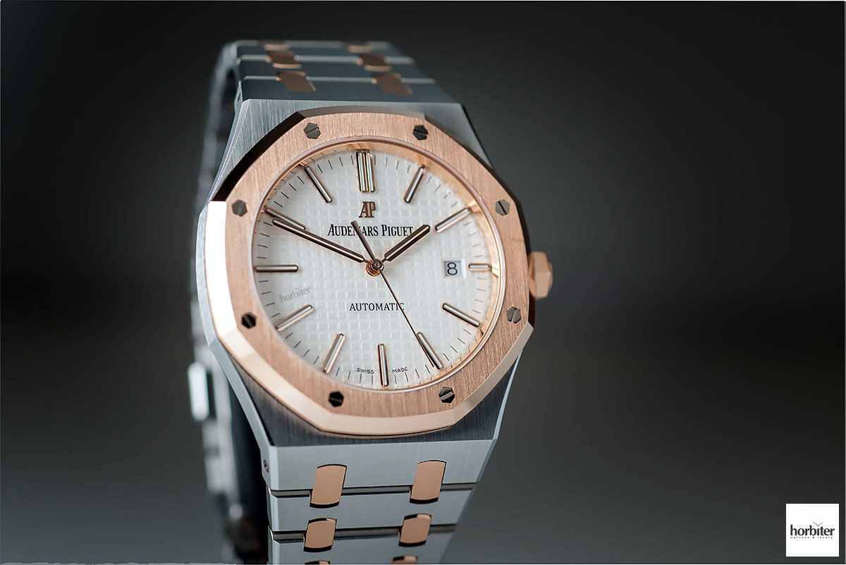 Audemars Piguet Royal Oak SIHH 2015 Bicolor SIHH 2015