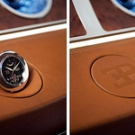 Parmigiani Fleurier Bugatti-16c-Galibier car and watch replica
