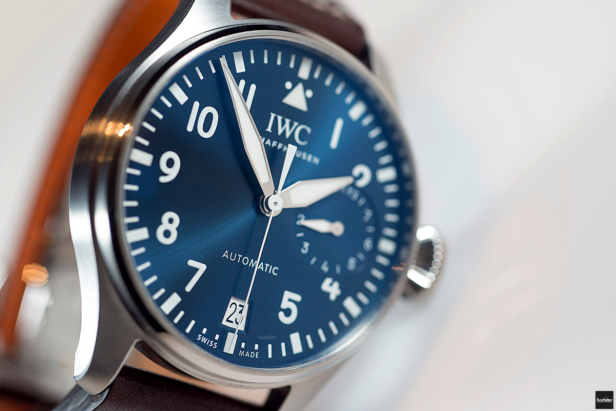 IWC Big Pilots Watch Edition Le Petit Prince IW500916 due