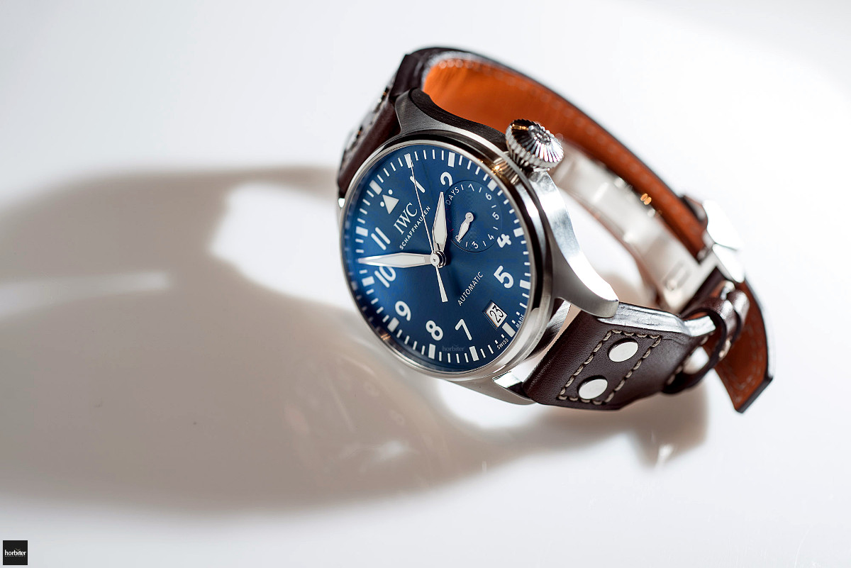 IWC Big Pilots Watch Edition Le Petit Prince IW500916