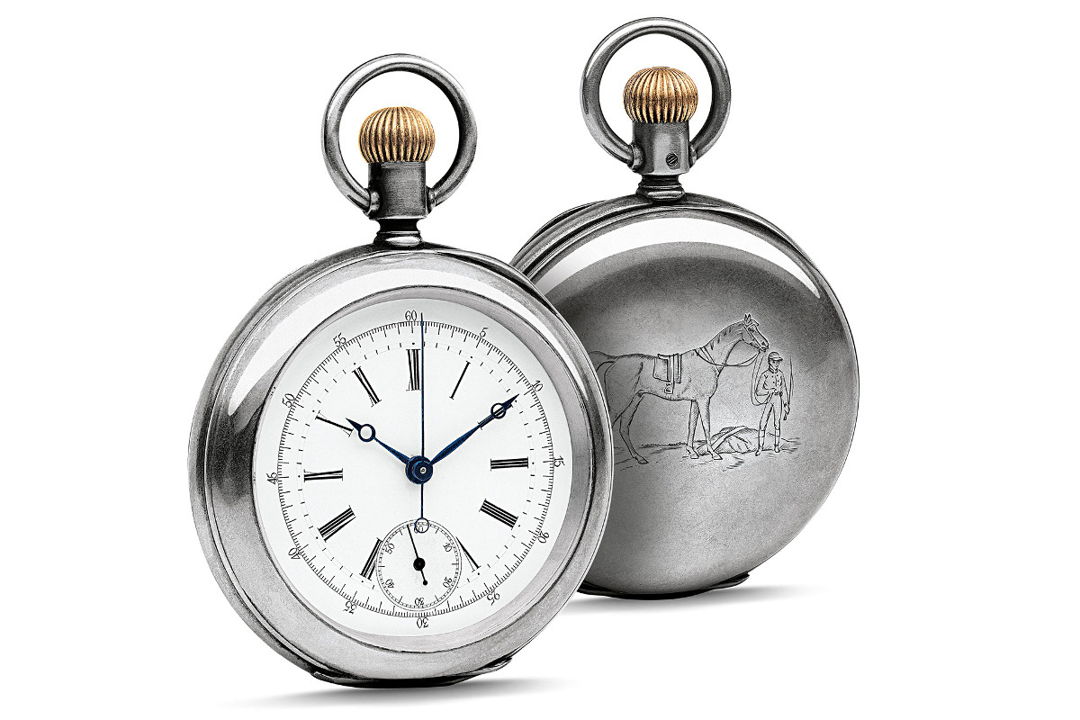 Longines original pocket watch replica  1878