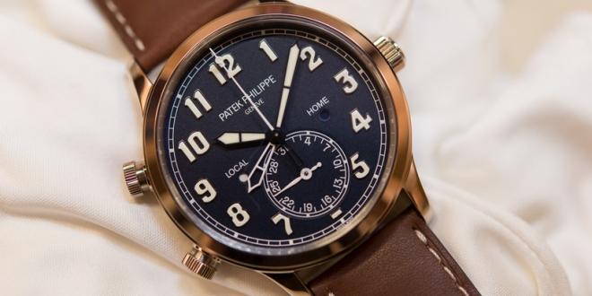 Replica Patek Philippe 5524G Watch