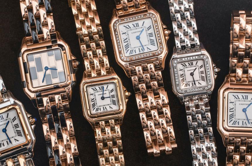4b368e1515ddc Cheap Cartier Panthère De Cartier Watches Replica Hands-On - Best ...