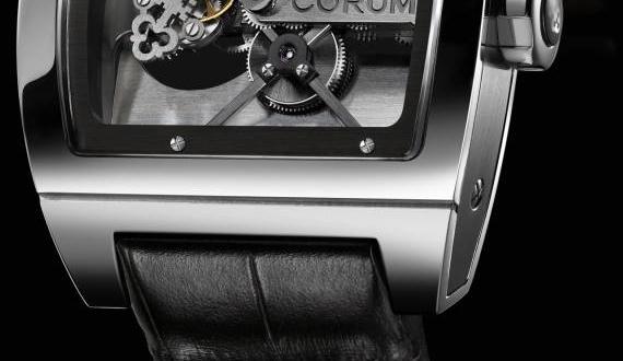 Corum Ti-Bridge Tourbillon Watch Watch Releases
