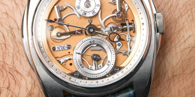 AkriviA AK-06 Watch Hands-On Hands-On