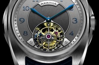 AkriviA Tourbillon Barrette-Miroir Watch Watch Releases