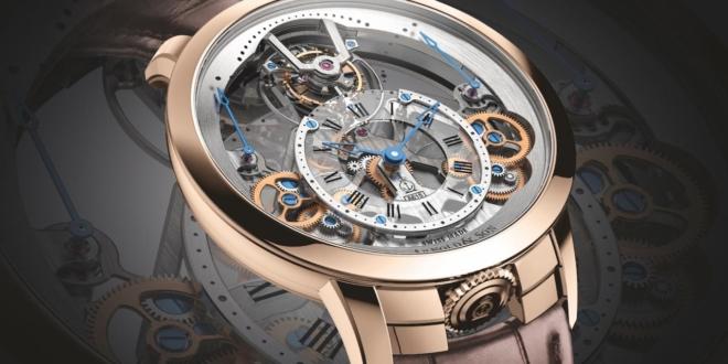 Arnold & Son Time Pyramid Tourbillon Replica Watches
